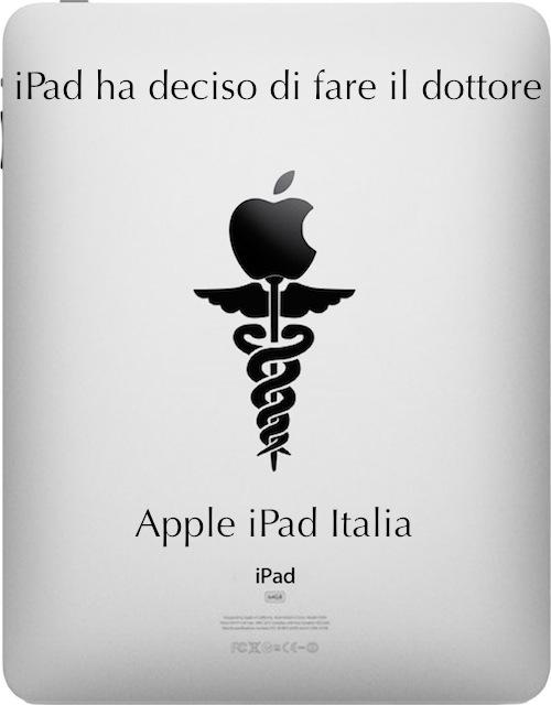 iPad negli ospedali