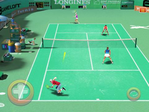 Giochiamo a tennis con iPad