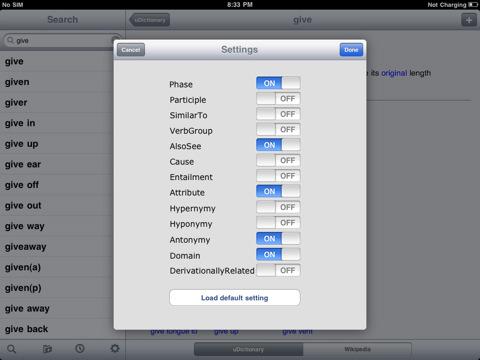 pratico dizionario monolingue inglese