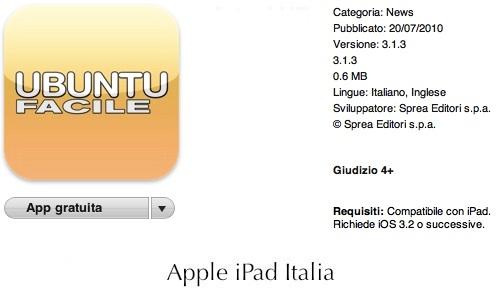 linux per ipad