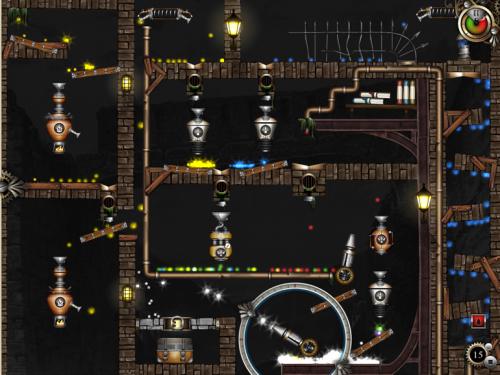 Master of Alchemy HD puzzle game per ipad