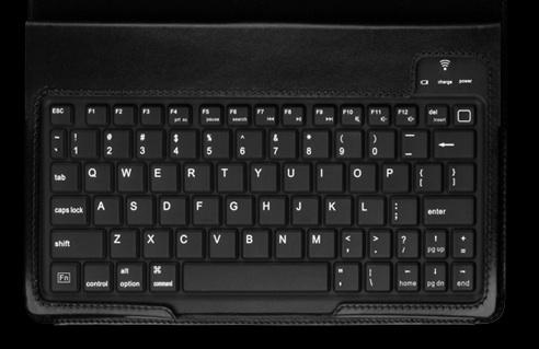 Custodia con tastiera