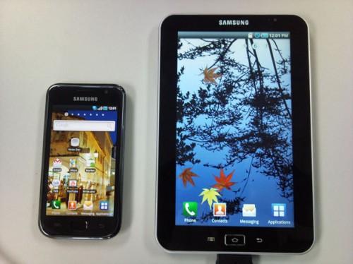 Il tablet di Samsung sta per arrivare