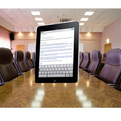 iPad e le imprese