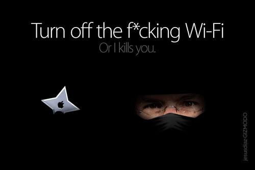Steve Jobs è un ninja