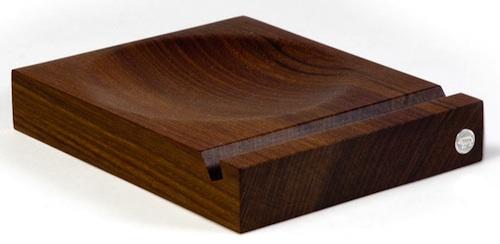 Stand in legno Ipè