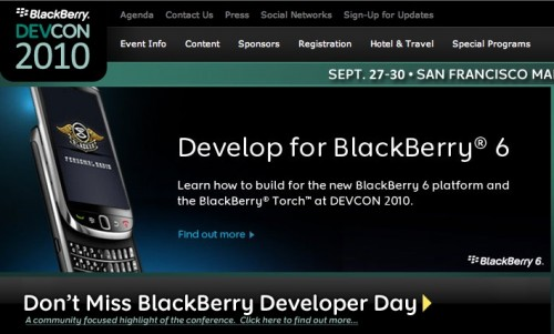 avversario di ipad da blackberry