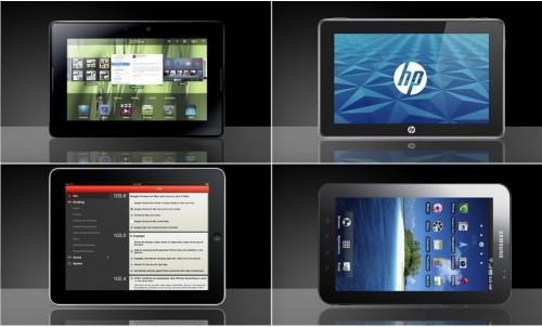 ipad a confronto con gli altri tablet