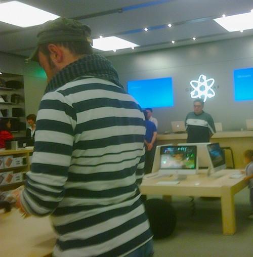 apple store di bergamo