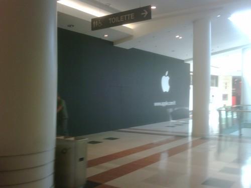 Apple Store a Bergamo