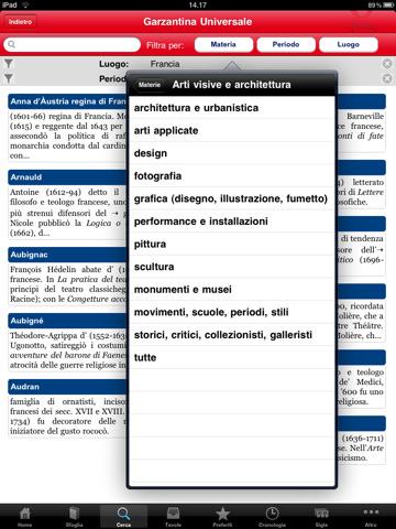 enciclopedia garzanti per ipad
