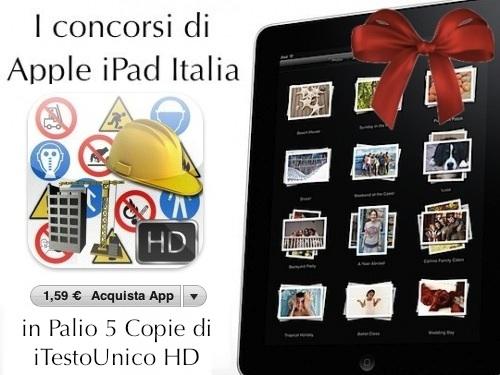 vincitori del concorso iPad