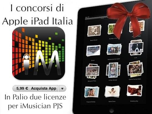 i vincitori del concorso di apple ipad italia
