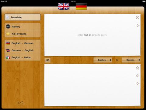 traduttore per ipad