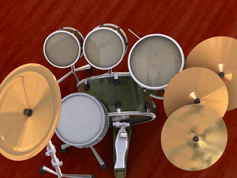 suonare la batteria con ipad