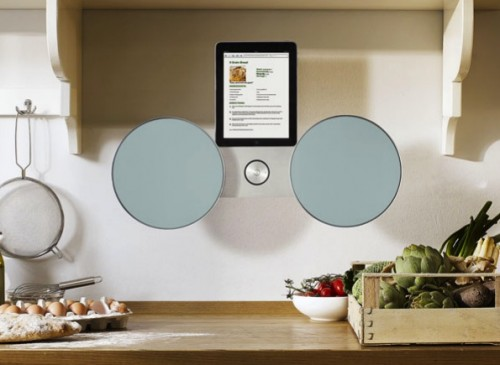 Dock audio per iPad
