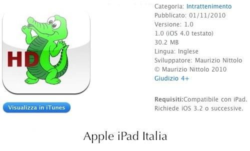 app per bambini per ipad
