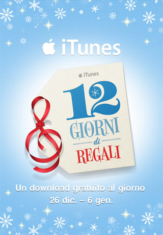 app in regalo da itunes