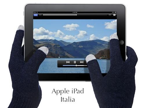 Guanti per iPad