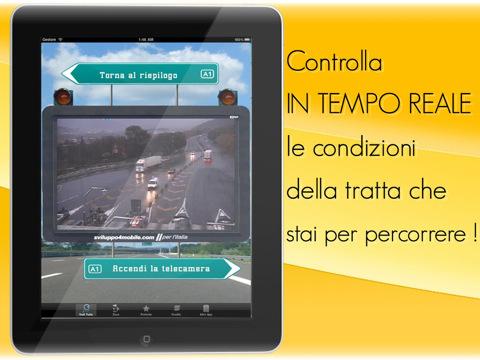 controllare il traffico sulle strade con ipad