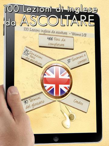 Lezioni di inglese su iPad